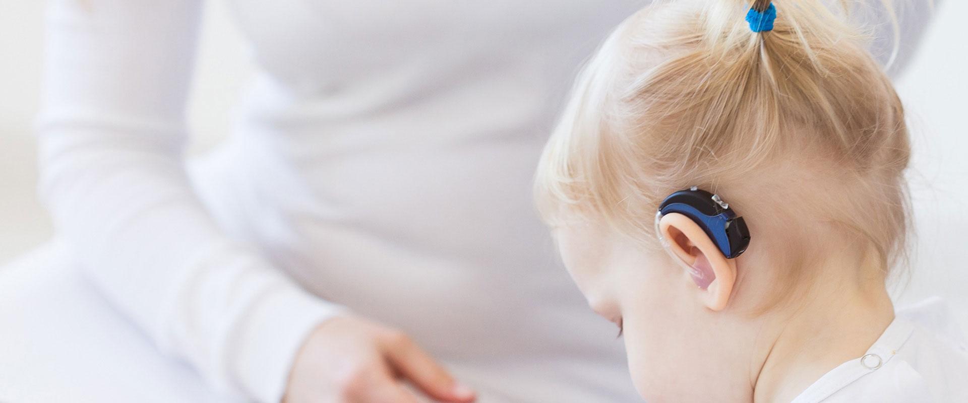 sluhovi aparati za bebeta i deca